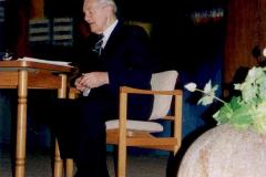 Návštěva Radovana Lukavského 16.4.2003